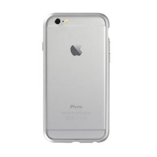 【iPhone6ケース】アルミバンパー Alloy X シルバー iPhone 6_2