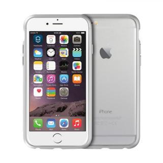 【iPhone6ケース】アルミバンパー Alloy X シルバー iPhone 6_5