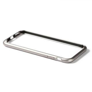 【iPhone6ケース】アルミバンパー Alloy X シルバー iPhone 6_6