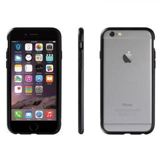 アルミバンパー Alloy X ブラック iPhone 6