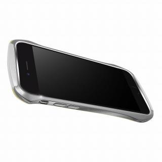 【iPhone6ケース】DRACO design Hand Polish アルミバンパー グレイ iPhone 6_4