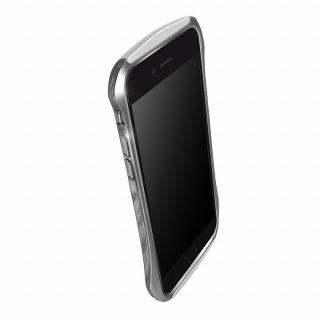 【iPhone6ケース】DRACO design Hand Polish アルミバンパー グレイ iPhone 6_5
