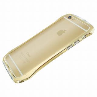 【iPhone6ケース】DRACO design Hand Polish アルミバンパー ゴールド iPhone 6_3
