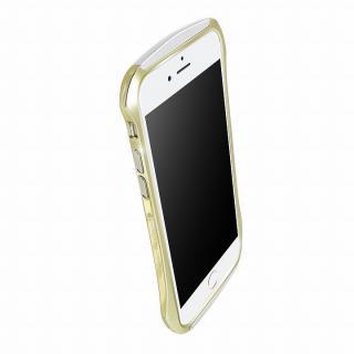 【iPhone6ケース】DRACO design Hand Polish アルミバンパー ゴールド iPhone 6_5