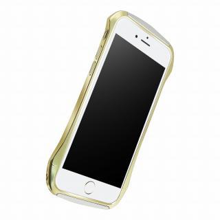 【iPhone6ケース】DRACO design Hand Polish アルミバンパー ゴールド iPhone 6_6