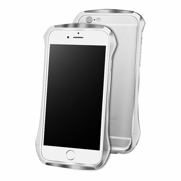 DRACO design Hand Polish アルミバンパー シルバー iPhone 6