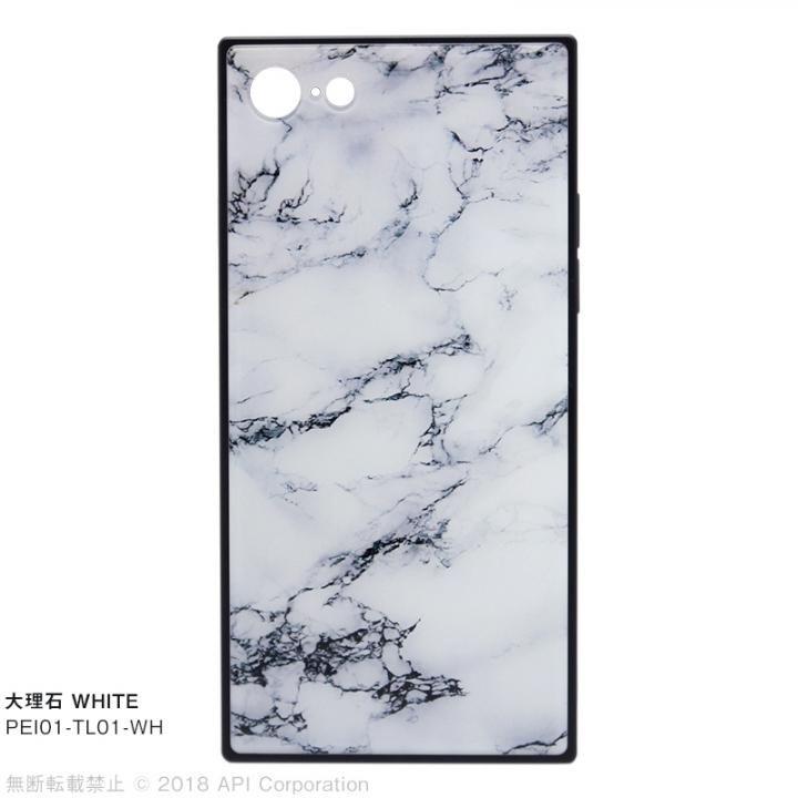 iPhone8/7 ケース EYLE TILE iPhoneケース 大理石/ホワイト iPhone SE 第2世代/8/7_0
