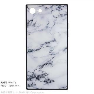 【iPhone8 ケース】EYLE TILE iPhoneケース 大理石/ホワイト iPhone 8/7