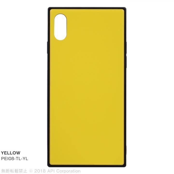 【iPhone XS/Xケース】EYLE TILE iPhoneケース イエロー iPhone XS/X_0