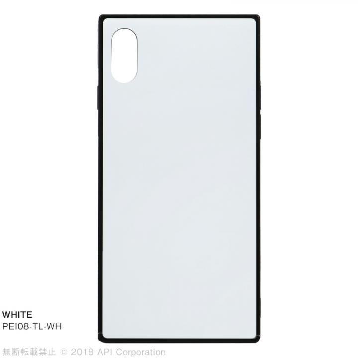 iPhone XS/X ケース EYLE TILE iPhoneケース ホワイト iPhone XS/X_0