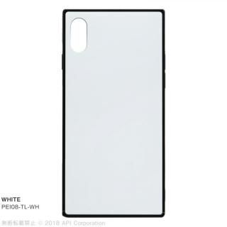 【iPhone X ケース】EYLE TILE iPhoneケース ホワイト iPhone X