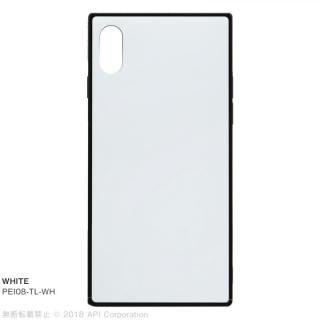 EYLE TILE iPhoneケース ホワイト iPhone XS/X