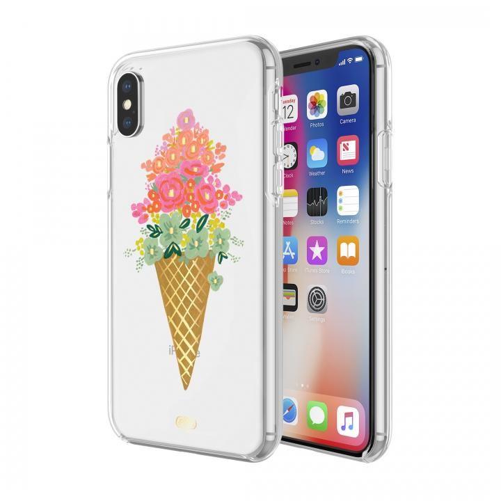 iPhone X ケース ステーショナリーブランドデザイン ライフルペーパー アイスクリーム iPhone X_0