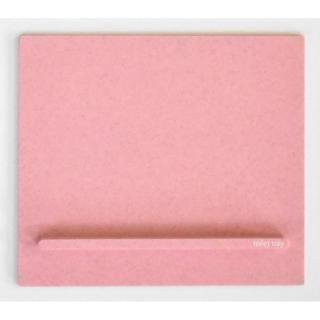 トイレトレイ ペーパーホルダー置きトレイ ピンク