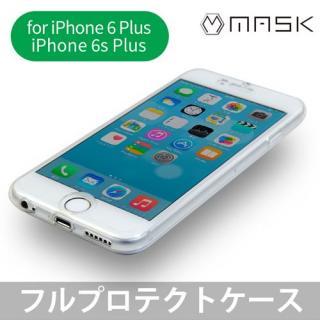 【iPhone6s Plusケース】フルカバー TPU クリアケース iPhone 6s Plus_1