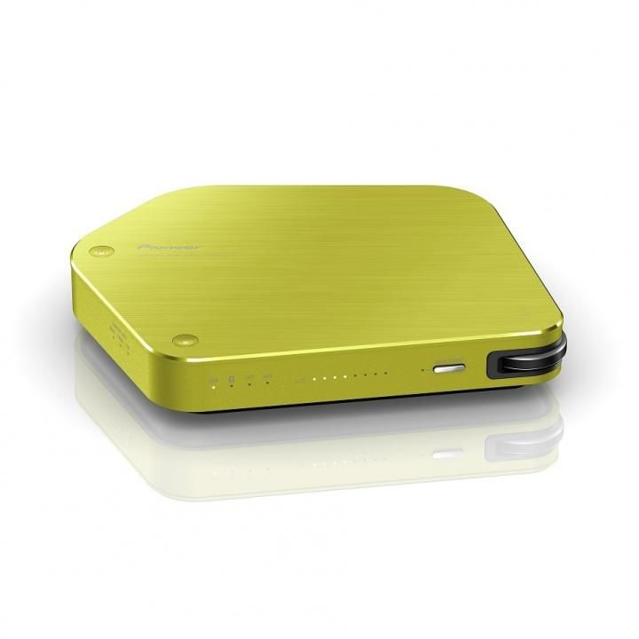 Pioneer Stellanova USB DACアンプ グリーン_0