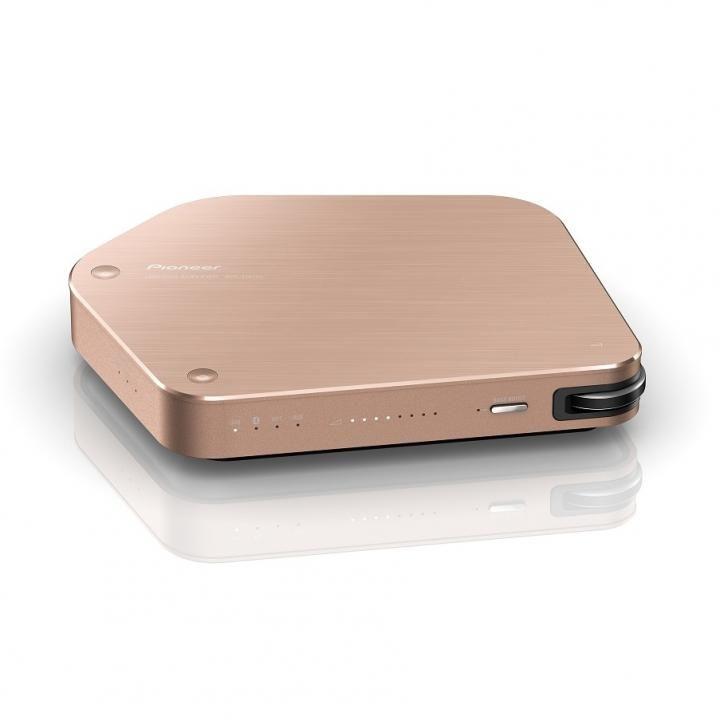 Pioneer Stellanova USB DACアンプ ゴールド_0