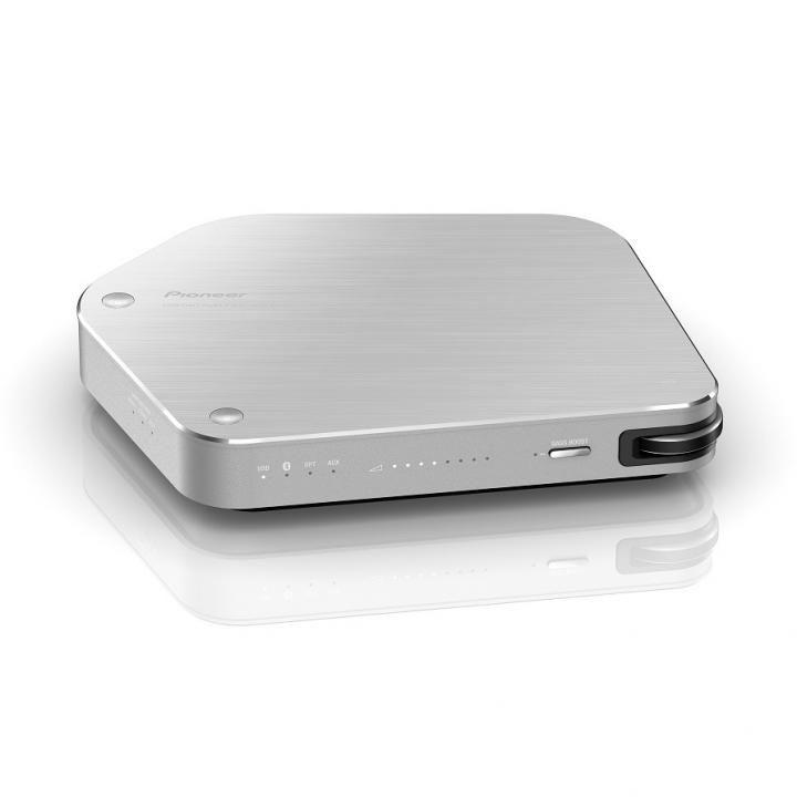 Pioneer Stellanova USB DACアンプ シルバー_0