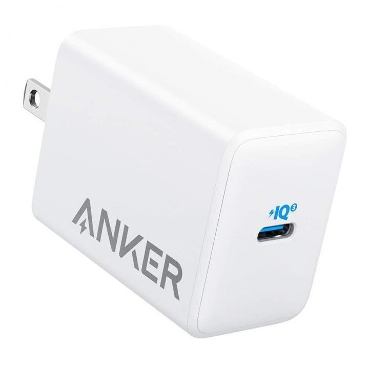 Anker PowerPort III 65W Pod Lite USB-C急速充電器 ホワイト_0