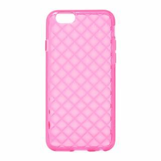 iPhone6 Plus ケース LEPLUS ダイヤカットデザインTPUケース ピンク iPhone 6 Plus
