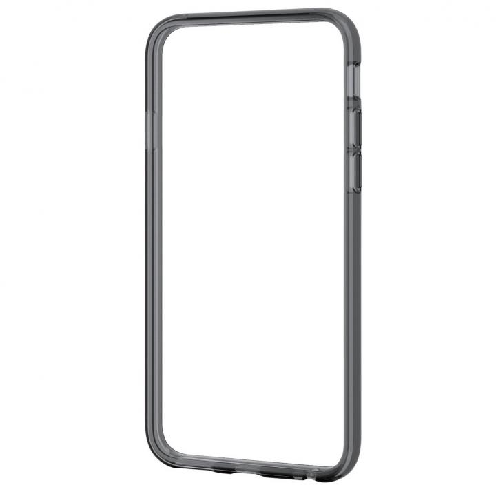【iPhone6ケース】ソフトバンパー ブラック iPhone 6_0