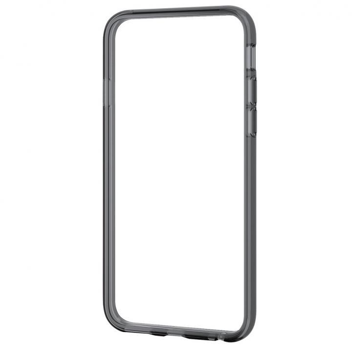 iPhone6 ケース ソフトバンパー ブラック iPhone 6_0