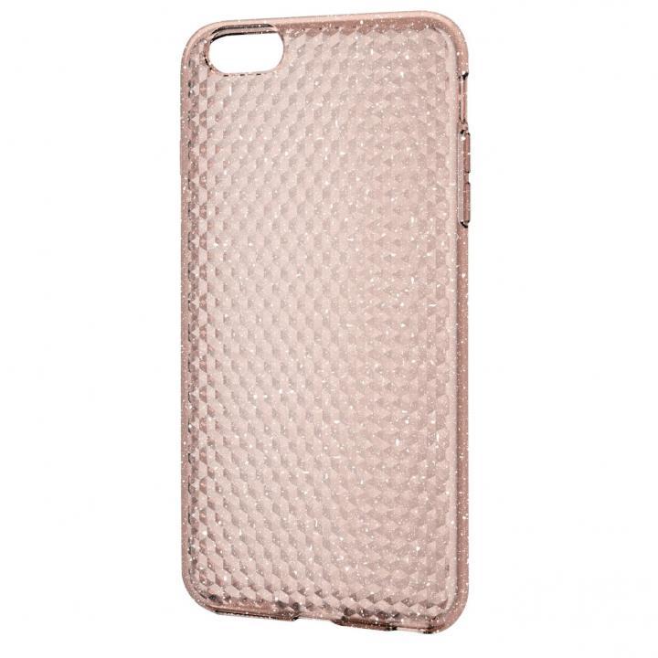 iPhone6 Plus ケース ダイアモンドカットラメ ソフトケース ゴールド iPhone 6 Plus_0