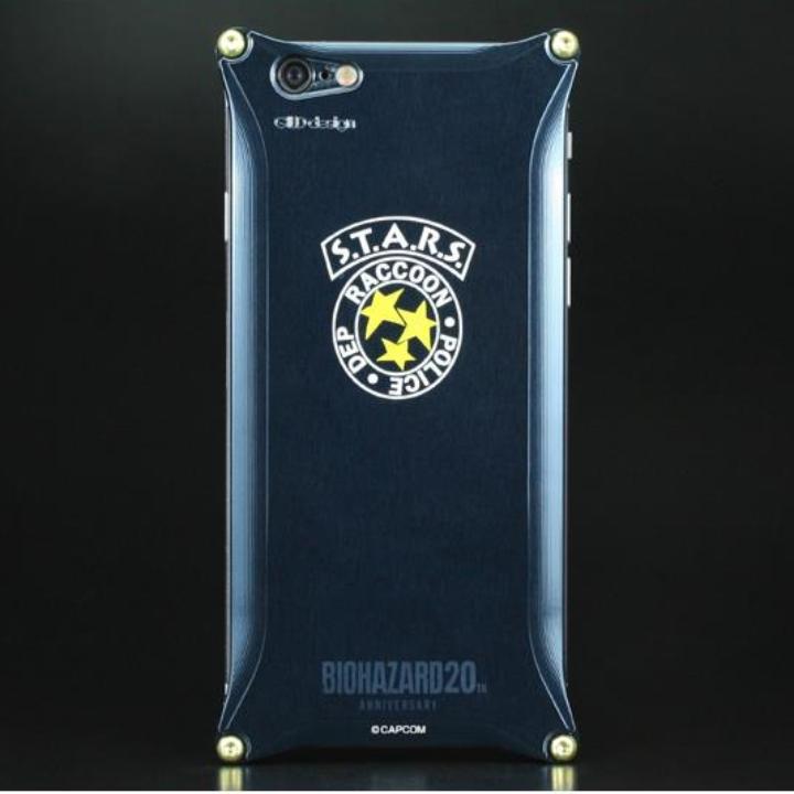 【iPhone6s/6ケース】BIOHAZARD 20th Edition ソリッドケース iPhone6/6s S.T.A.R.S._0