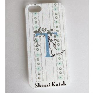 Shinzi Katoh イニシャル iPhone SE/5s/5ケース T
