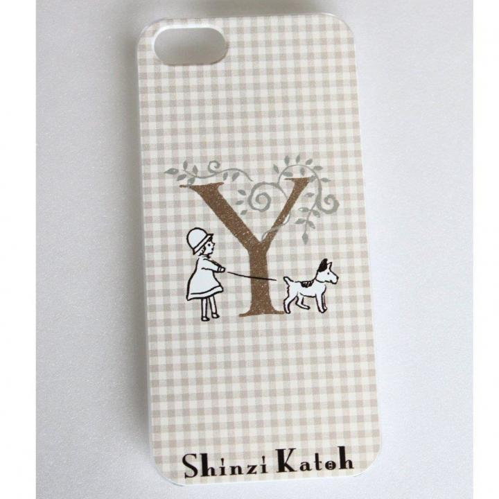 iPhone SE/5s/5 ケース Shinzi Katoh イニシャル iPhone SE/5s/5ケース Y_0