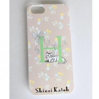 iPhone SE/5s/5 ケース Shinzi Katoh イニシャル iPhone SE/5s/5ケース H