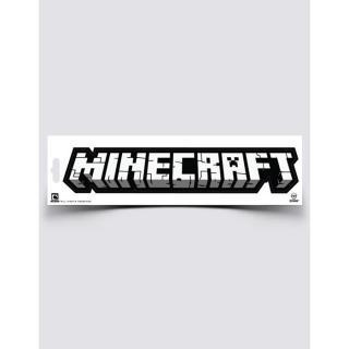マインクラフト ステッカー ロゴ