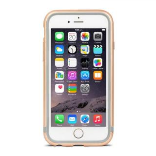 【iPhone6s/6ケース】moshi iGlaze Luxe アルミニウムバンパー サテンゴールド iPhone 6/6s_2