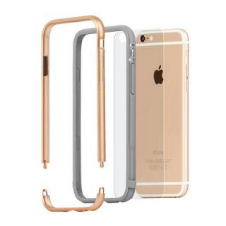 【iPhone6s/6ケース】moshi iGlaze Luxe アルミニウムバンパー サテンゴールド iPhone 6/6s_4