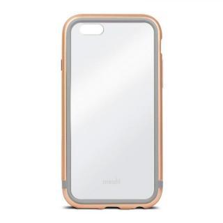 【iPhone6s/6ケース】moshi iGlaze Luxe アルミニウムバンパー サテンゴールド iPhone 6/6s_5