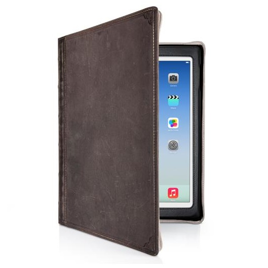 Twelve South BookBook  iPad Airケース (ヴィンテージブラウン)_0