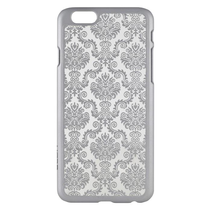 【iPhone6s/6ケース】Rococo ハードケース ペイルホワイト iPhone 6s/6_0