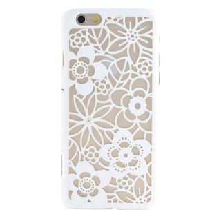 Rococo ハードケース ホワイト iPhone 6 Plus
