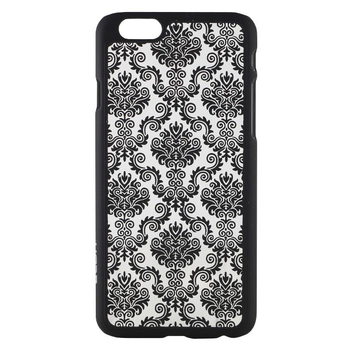 【iPhone6s Plus/6 Plusケース】Rococo ハードケース ブラック iPhone 6s Plus/6 Plus_0