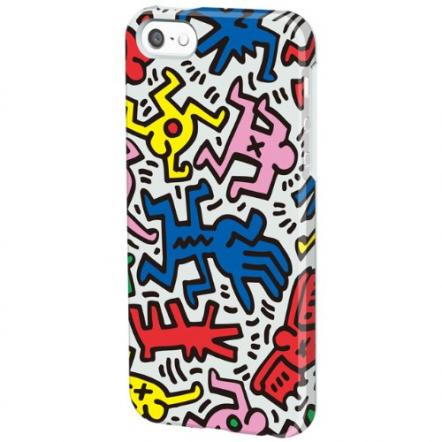 Keith Haring Collection Bezel Case  iPhone 5 Chaos