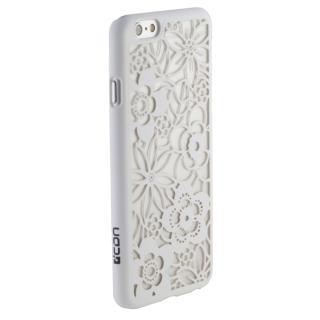 【iPhone6ケース】Rococo ハードケース ホワイト iPhone 6_1
