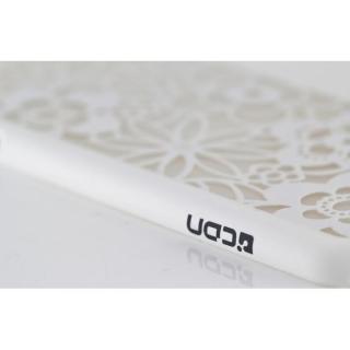 【iPhone6ケース】Rococo ハードケース ホワイト iPhone 6_2