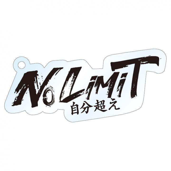 徳島インディゴソックス アクリルキーホルダー No limit ver_0