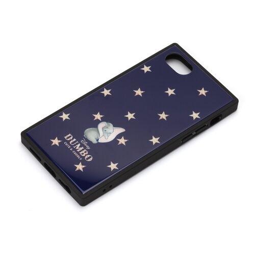 iPhone8/7/6s/6 ケース ディズニー ガラスハイブリッドケース ダンボ iPhone 8/7/6s/6_0