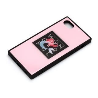 iPhone8/7/6s/6 ケース ディズニー ガラスハイブリッドケース アリエル iPhone 8/7/6s/6【4月下旬】
