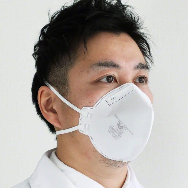 折り畳み型 NIOSH N95 マスク(20枚入り)_0