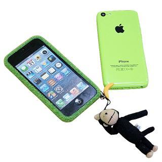芝生のiPhone 5c ケース Shibaful(シバフル) -Yoyogi Park-  iPhone 5c_2