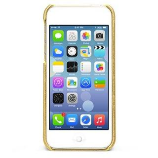 【iPhone SE/5s/5ケース】ZENUS iPhone SE/5s/5 レザー手帳型ケース 本革 ゴールド_4