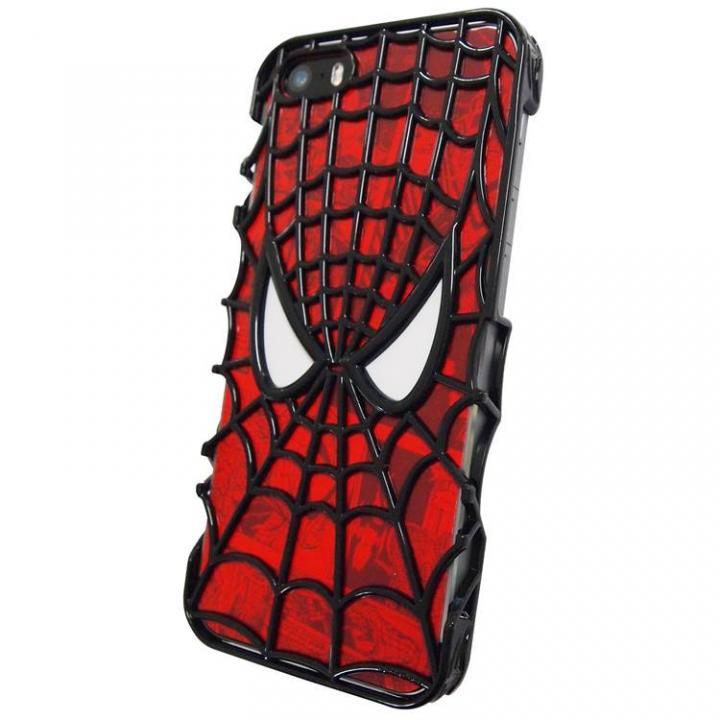 【iPhone SE/5s/5ケース】スパイダーマン フレームケース iPhone SE/5s/5_0