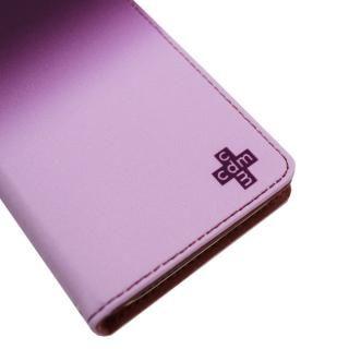 【iPhone8/7/6s/6ケース】CDM グラデーション 手帳型ケース ワインレッド iPhone 8/7/6s/6_4